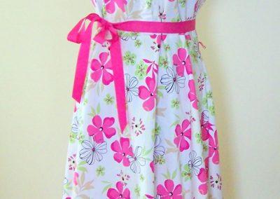 Upcycle a Dress into a Sassy Apron