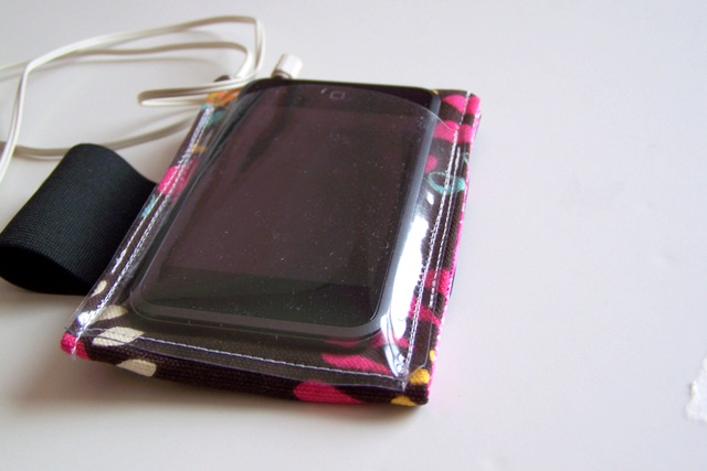 DIY Ipod Armband Case with Window Tutorial