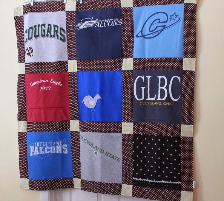 Baby Shower Gift –  Memory Blanket