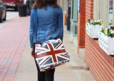 Subway Bag – Laminated Messenger Bag Tutorial – DIY