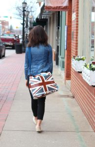 Laminated Cotton Bag
