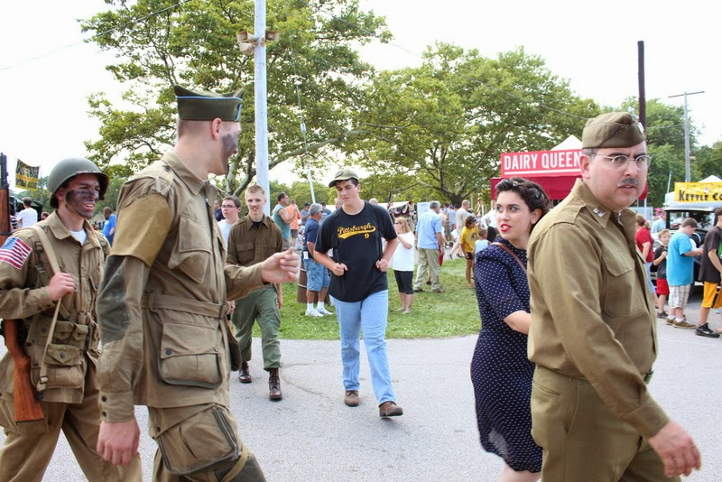 D-Day Conneaut – a D-Day Reenactment in Ohio