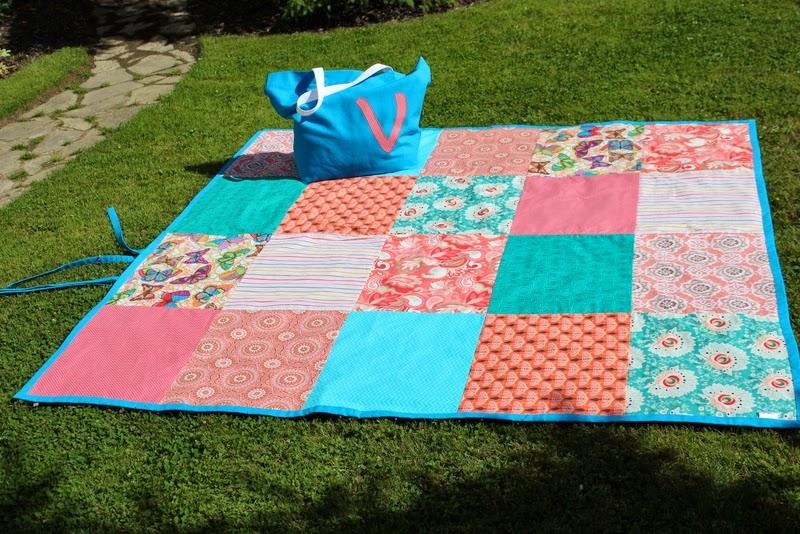 New Oversized Beach Blanket