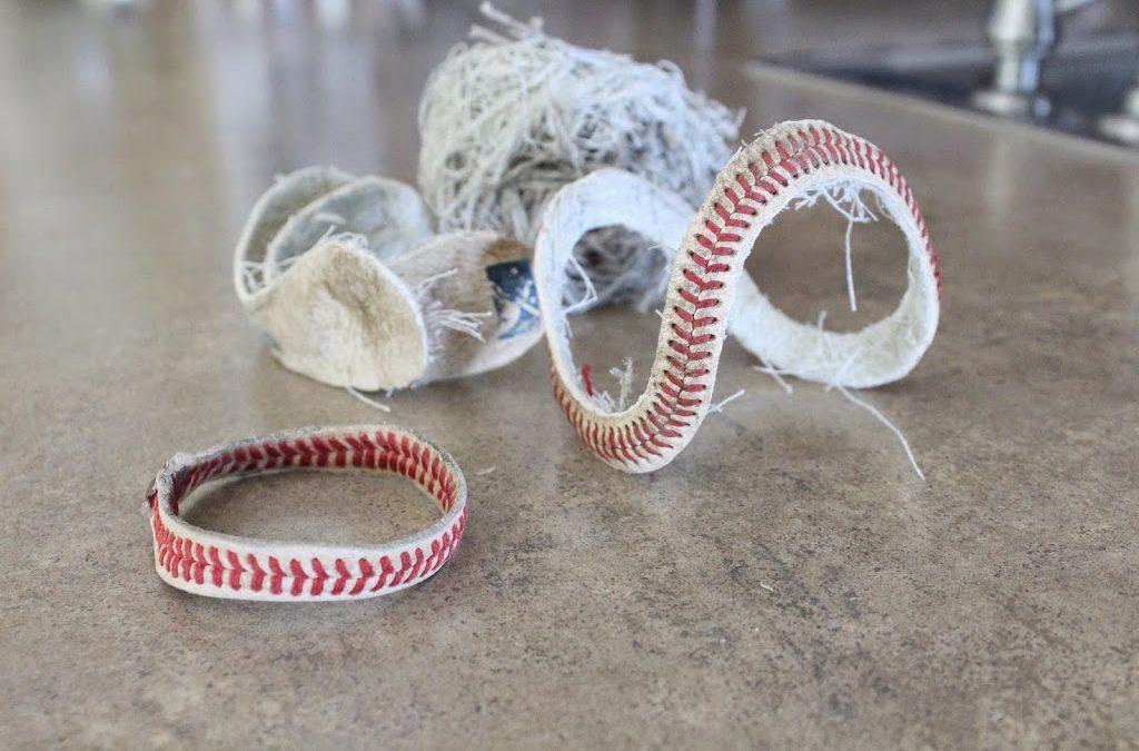 A Summer of Baseball and some Baseball Making