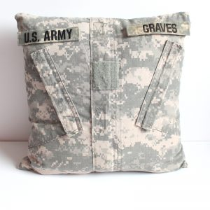 acu pillow army jacket