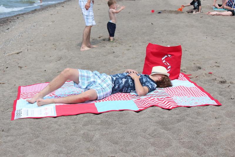 beach blanket extra large