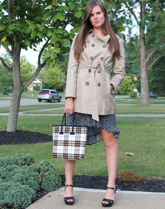 Burberry Taste on a Mayberry Budget