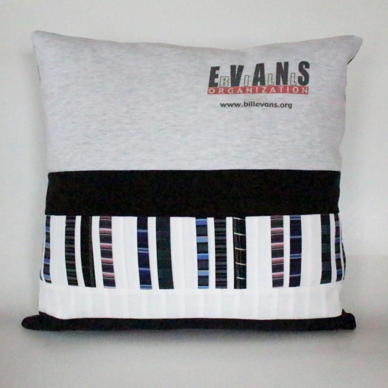 piano key pillow
