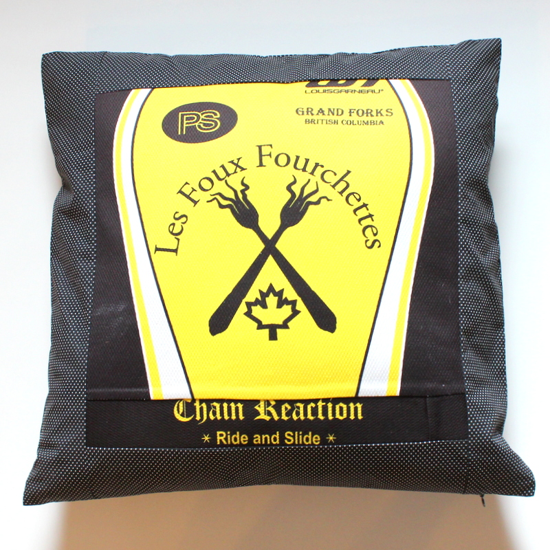 Cycling Jersey Memory Pillow