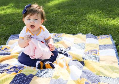 Baby Sports Blanket