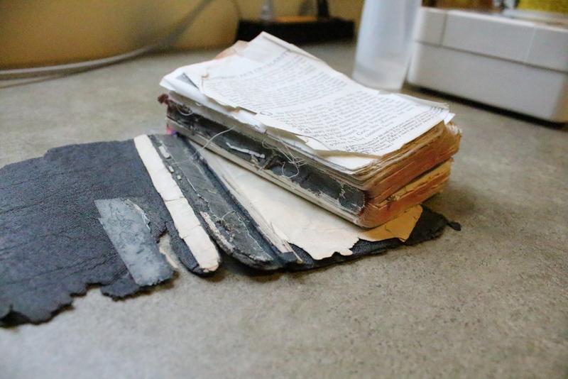 old prayer book
