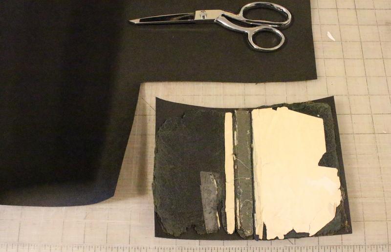 kraftex book repair