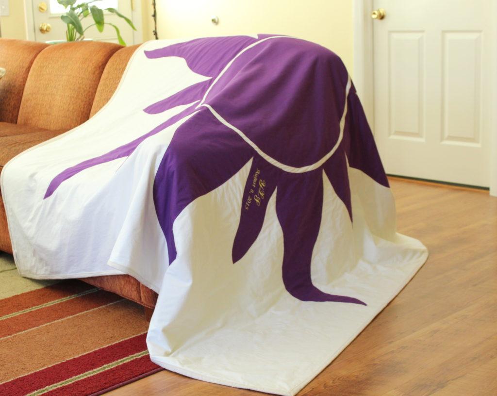 Tangled Picnic Blanket