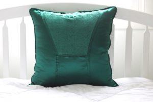 bridesmaid dress pillow