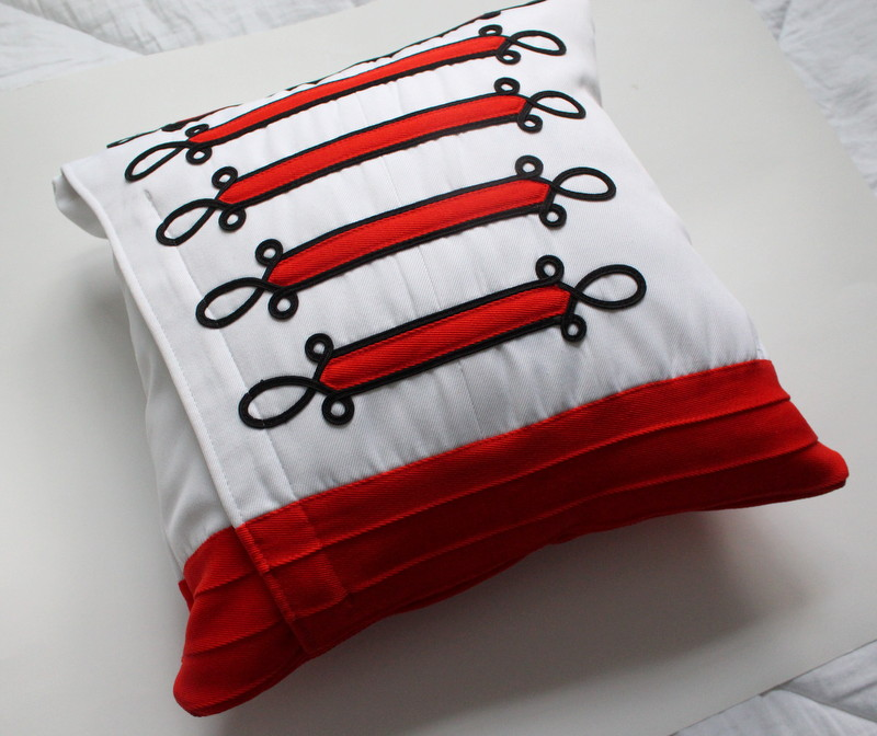 Marching Band Pillow